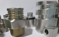 VMC Milling Machined Parts