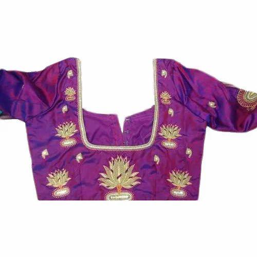 f52732d9b89147 34. 36 Ladies Designer Blouse