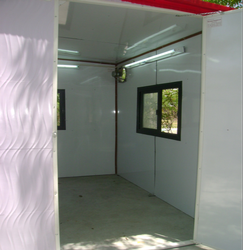 FRP Shelter Cabin