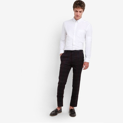 Black,White Mens Black and White Corporate Dress, Size: 36 to 44