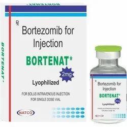 Single Dose Bolus Intravenous Bortezomib 2 mg Injection