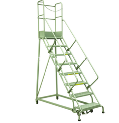 RLC-Series Industrial Steel Ladder