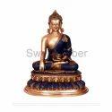 Lord Buddha Statue Brass