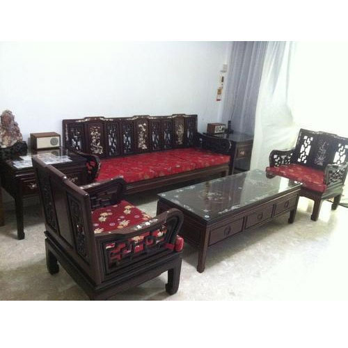 Rosewood Sofa Set Sofa Furniture Nice Furniture Bengaluru Id