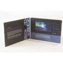 Landscape Art Paper Video Brochures 7 Inch For Events, Size: A5