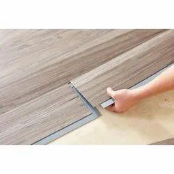 Vinyl Flooring, Thickness: 0.5mm-2mm
