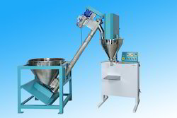 Puttu Mavu Filling Machine