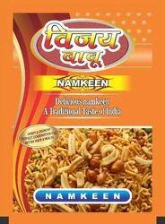 Vijay Babu Namkeen, Packaging Type: Packet