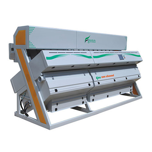 GENN Ponni Rice Color Sorter, Capacity: 60 To 600 Channels