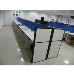 KO-CU-007A Office Workstation