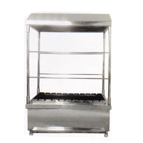 SS Tandoori Display Counter
