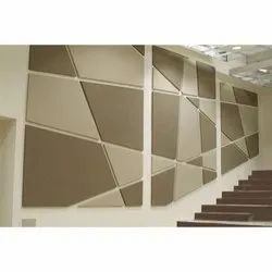 Acoustic Wall Panel, For Sound Diffusers