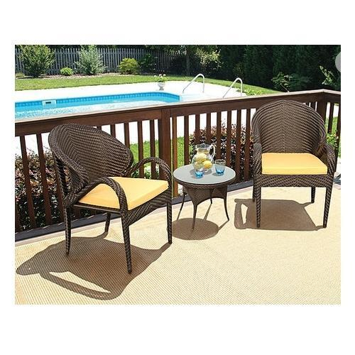 Loom Crafts Lcod 143 Balcony Chairs With Coffee Table Rs 20580
