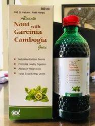 Alicanto Noni With Garcinia Cambogia Juice