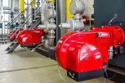 Metal Red Madulating Oil Burners for Boilers, Capacity: 5000000 Kcal/Hr, Model Name/Number: Scs-db