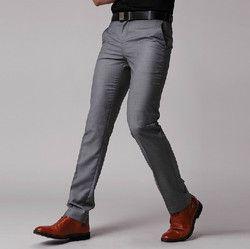 Men Corporate Trousers