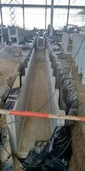 Precast Concrete Cable Trenches