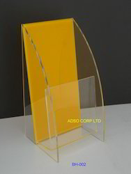 A4 Acrylic Brochure Stand