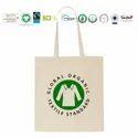 Gots Organic Cotton Natural Bag