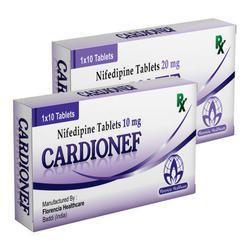 Nifedipine Tablets 10mg/20mg