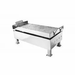Stainless Steel Dosa Gas Bhatti for Hotel
