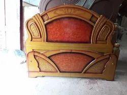 Rosewood Modern Wooden Bed, Size: Queen Siz