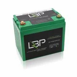 Luminous LBP Lithium Marine Battery, Model Name/Number: 1833, Capacity: 75 Ah