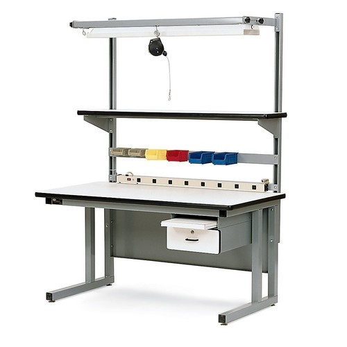 Lights Shop In Pune: Electronic Assembly Table, Modular Assembly Table