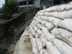 Flood Barrier Geo Bags