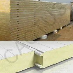 Structural Cold Storage PUF Insulated  Panel