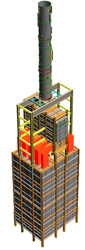 Industrial Fired Heater Design & Engineering Service