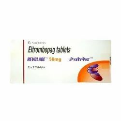 Eltrombopag 50mg Tablets
