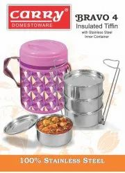 Bravo 4 Insulated Tiffin