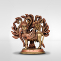 Brown Brass Kamadhenu Idol, For Promotional Use