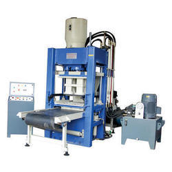 10 Bricks Fully Automatic Fly Ash Bricks Machine