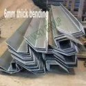 Metal Sheet Bending Up-To 6 mm Metal Sheet Fabrication And Job Work