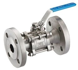 SS Flange End Ball Valve
