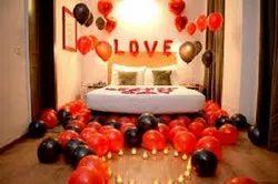Bedroom Balloon Decoration Service