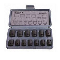 1/2 Impact Socket Set