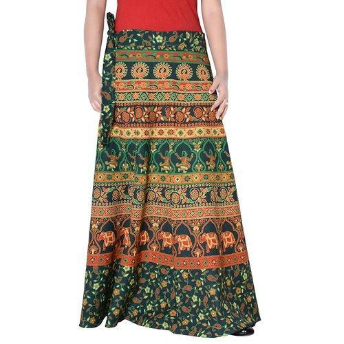 c9d4eed9ef Long Length Printed Rajasthani Skirt, Rs 180 /piece, Star Product ...