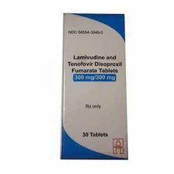 Tenofovir And Lamivudine Tablets
