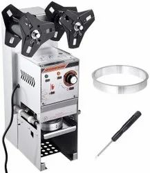 Automatic Desktop Cup Sealing Machine