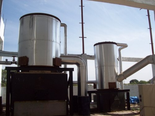 Anutherm Thermic Fluid Heaters -Coal