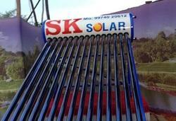 100 LPD Solar Water Heaters