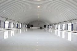 Panel Build Auditorium Roofing Shed