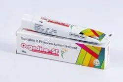 Povidone Iodine Ointment