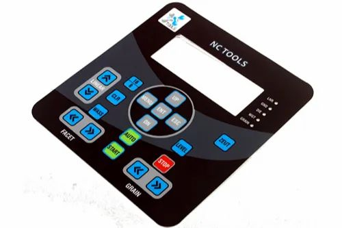 Good Quality Graphic Overlay for  Membrane Switch Keypad