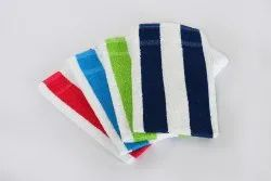 Stripes Terry Lunch Towels, Size: 14 & 21inches