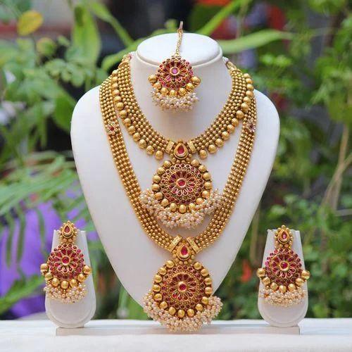 2535009d3c Designer Artificial Jewellery at Rs 1500 /set | Artificial Jewellery ...