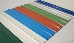 GI Colour Coated Roofing Sheet